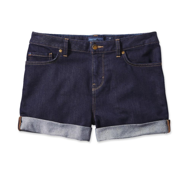 Patagonia - Women's Denim Shorts