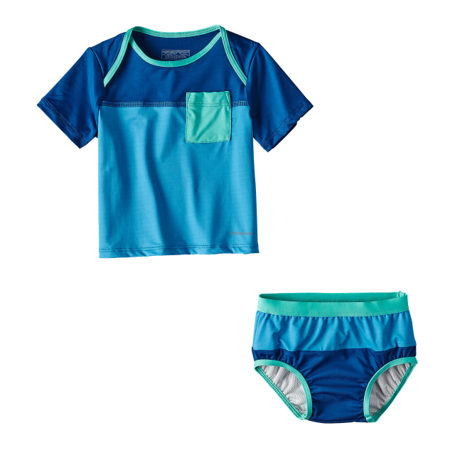 Patagonia - Infant Little Sol Swim Set