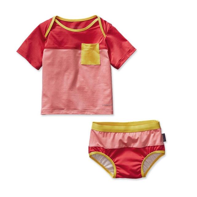 Patagonia - Infant Little Sol Swim Set