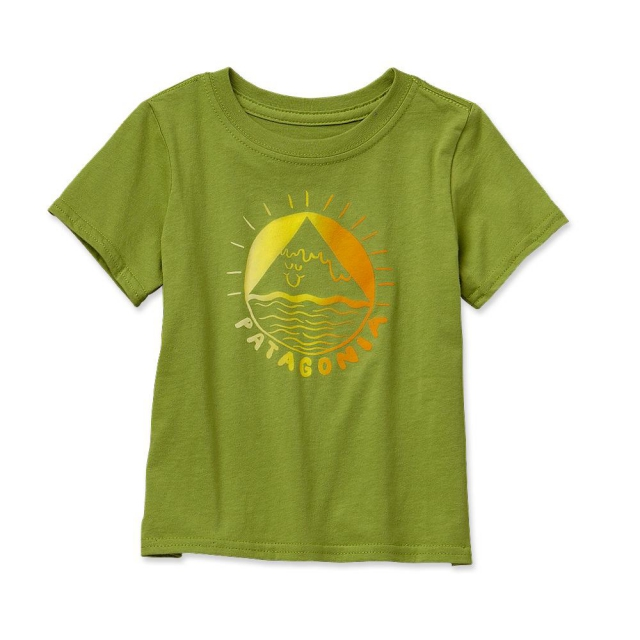 Patagonia - Baby Graphic Cotton T-Shirt