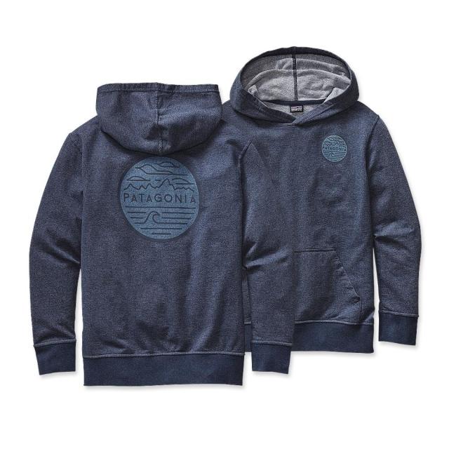 Patagonia - Boys' Lightweight Hooded Monk Sweatshirt