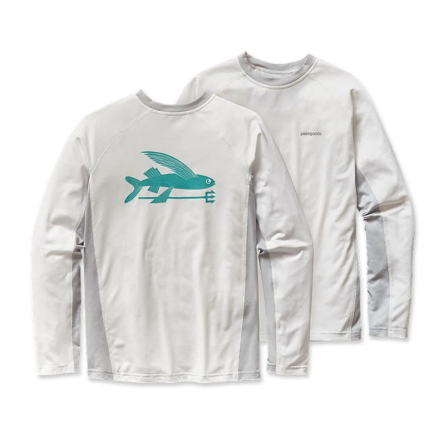 Patagonia - Boys' Long-Sleeved SW Rashguard