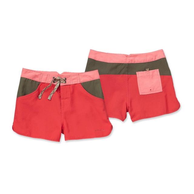 Patagonia - Girls' Forries Shorey Board Shorts