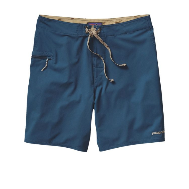 Patagonia - Men's Solid Stretch Planing Board Shorts - 18 in.