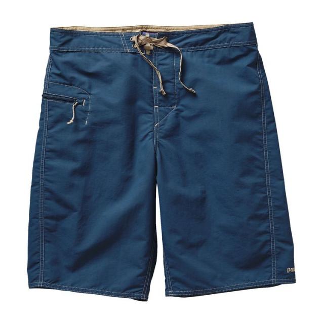 Patagonia - Men's Solid Wavefarer Board Shorts - 21 in.