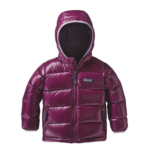 Patagonia - Baby Hi-Loft Down Sweater Hoody