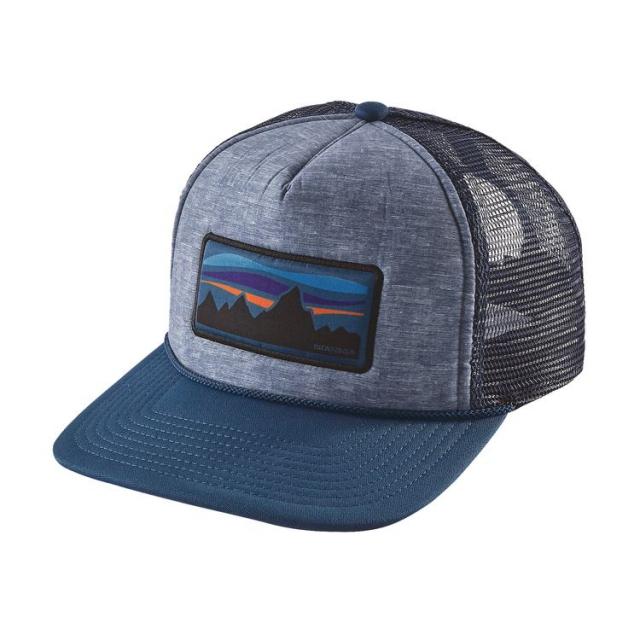Patagonia - Fitz Roy Banner Interstate Hat
