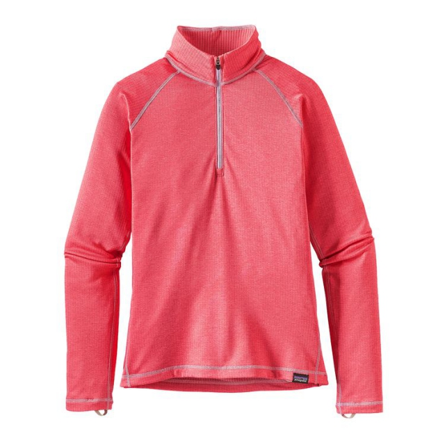 Patagonia - Girls' Cap HW Zip Neck