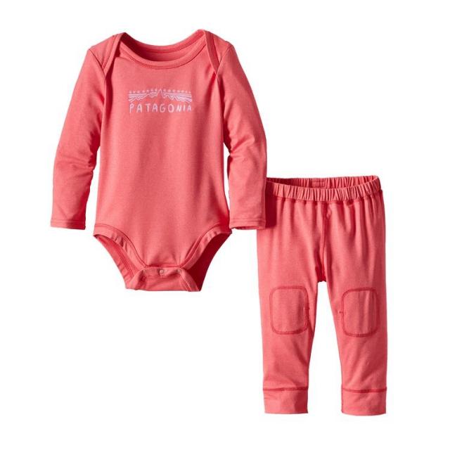 Patagonia - Infant Cap Set