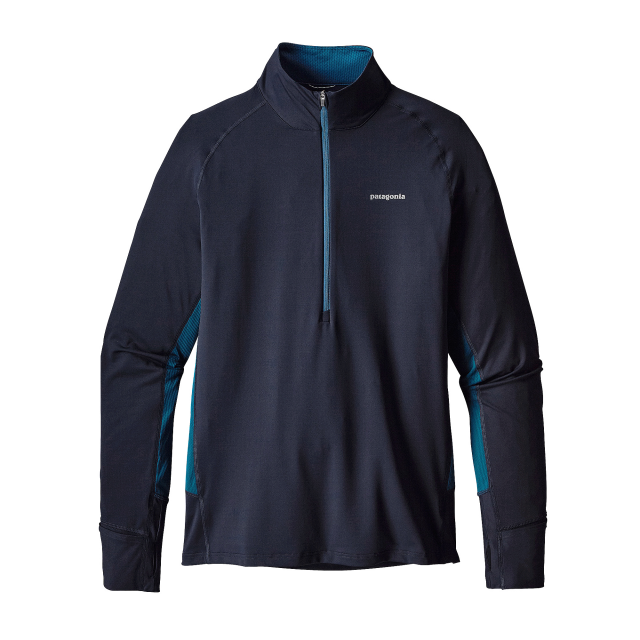 Patagonia - Men's All Weather Zip Neck
