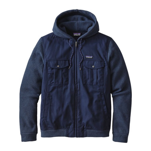 Patagonia - Men's Better Sweater Hybrid Jacket