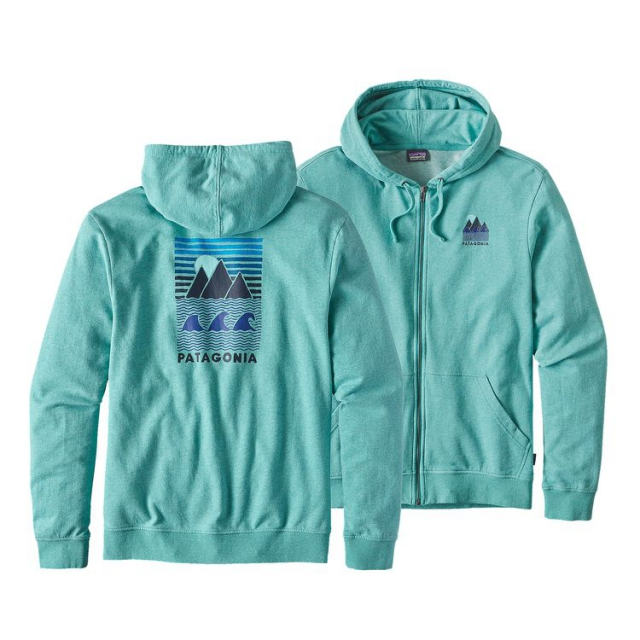 Patagonia - Men's Deep Ones Lightweight Full-Zip Hoody
