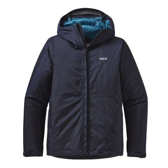 Patagonia - Men's Insulated Torrentshell Jacket