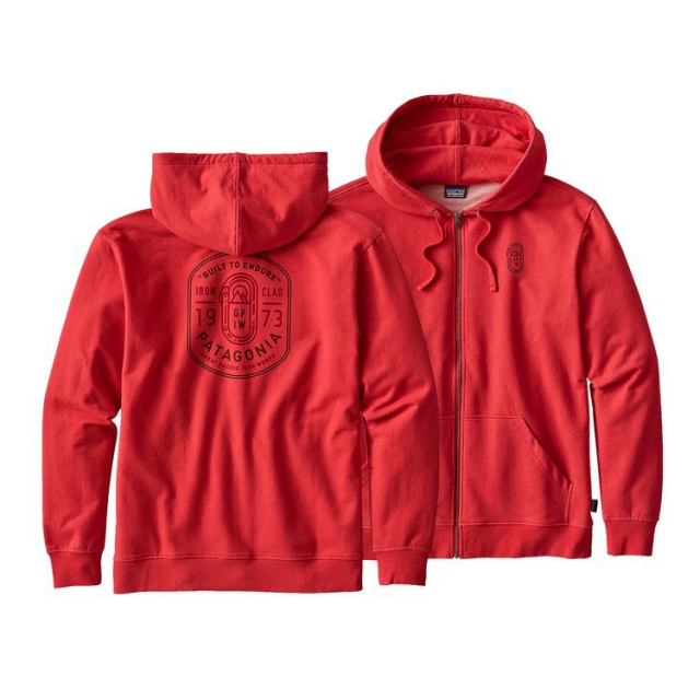 Patagonia - Men's Ironmongers Badge MW Full-Zip Hoody