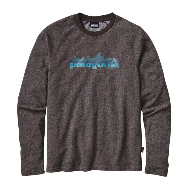Patagonia - Men's Nightfall Fitz Roy Lightweight Crew Sweatshirt