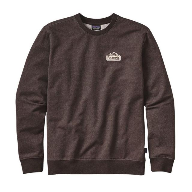 Patagonia - Men's Range Station MW Crew Sweatshirt