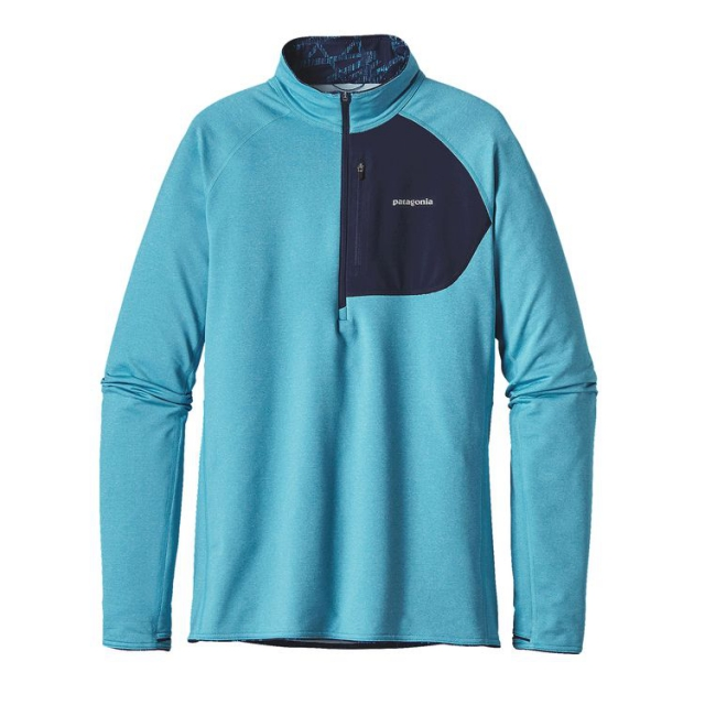 Patagonia - Men's Thermal Speedwork Zip Neck