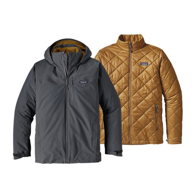 Patagonia - Men's Windsweep 3-in-1 Jacket