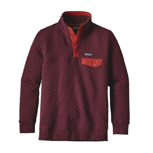 Patagonia - Women's Cotton Quilt Snap-T Pullover