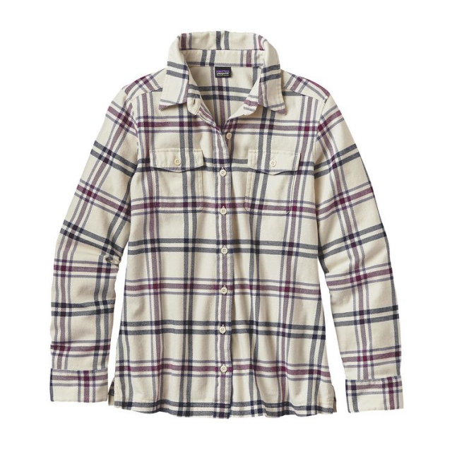 Patagonia - Women's L/S Fjord Flannel Shirt
