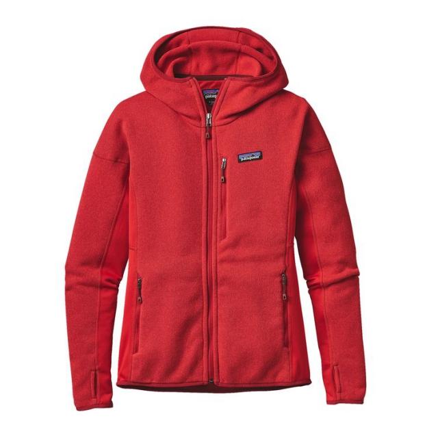 Patagonia - Women's Lightweight Better Sweater Active FZ Hoody