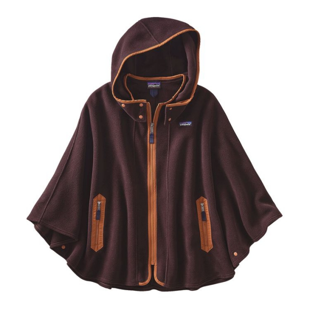 Patagonia - Women's Lightweight Synchilla Poncho