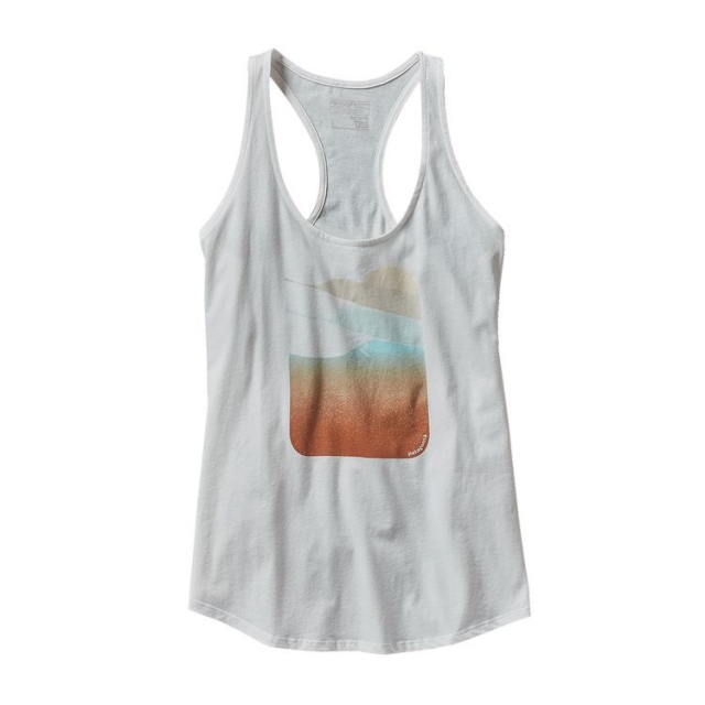 Patagonia - Women's Wake Up Cover Up Cotton Tank