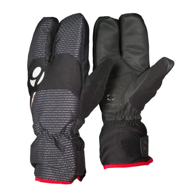 Bontrager - RXL Waterproof Softshell Split Finger Gloves