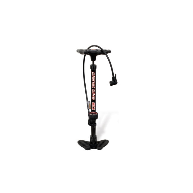 Planet Bike - STX Steel Floor Pump