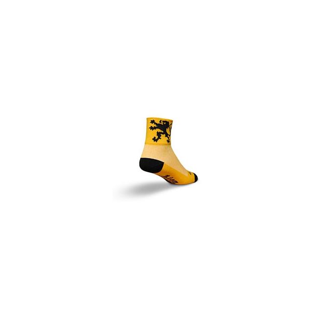 SockGuy - Lion Of Flanders Socks