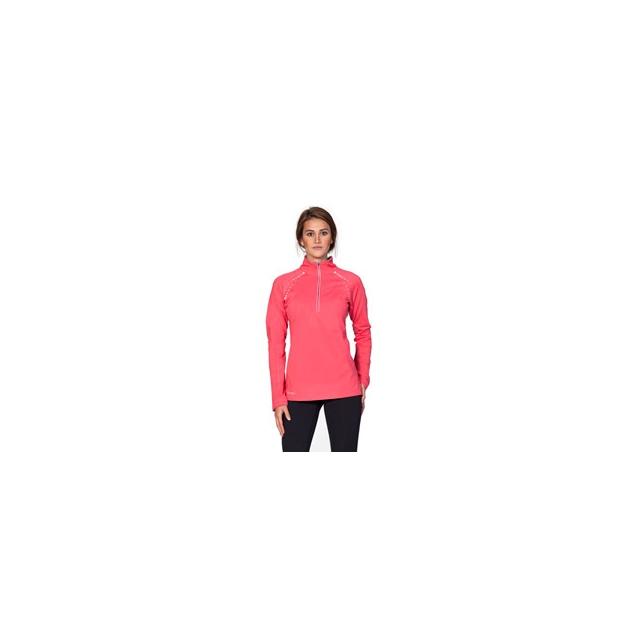 SportHill - Ultimate Visibility III Zip Run Top - Women's