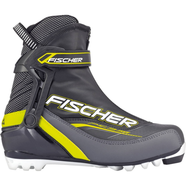 Fischer - - RC3 Skate Boot NNN - 44 - Black Grey White