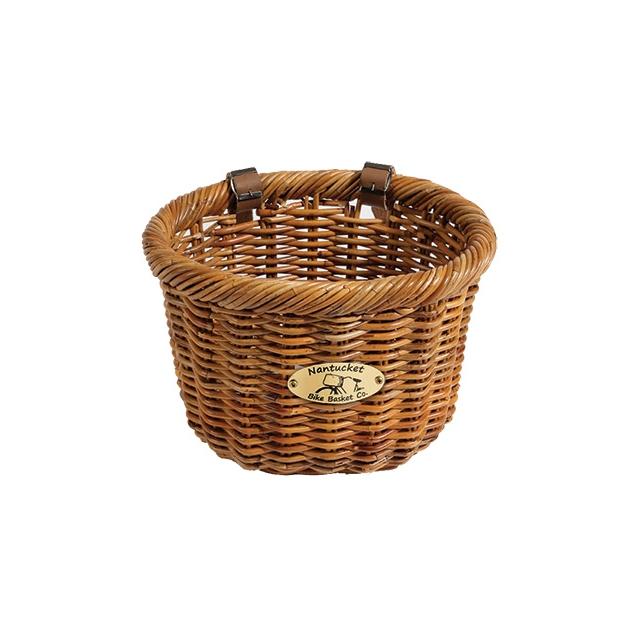 Nantucket Bike Basket Co. - Cisco Handlebar Basket