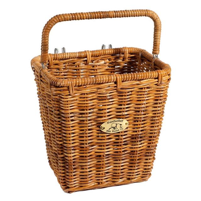 Nantucket Bike Basket Co. - Cisco Pannier Basket