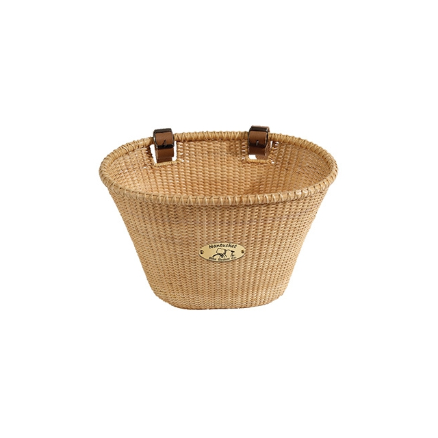 Nantucket Bike Basket Co. - Lightship Basket (Oval)
