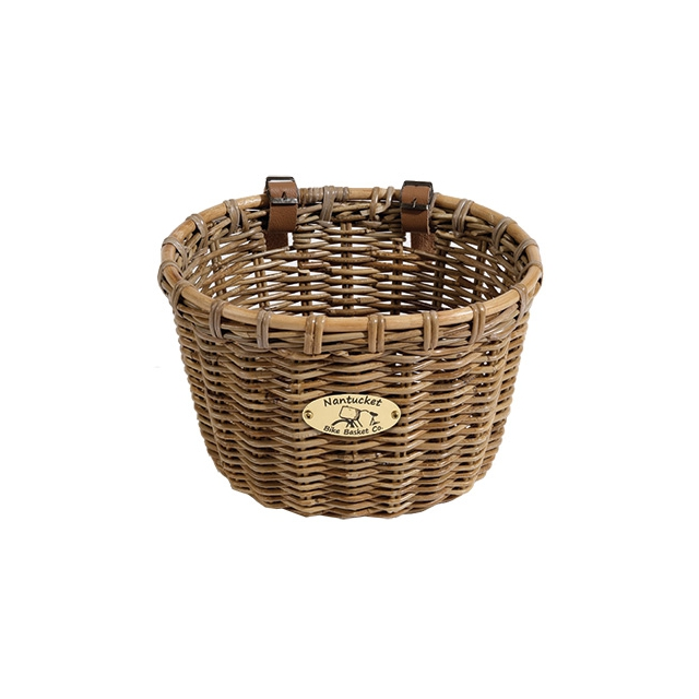 Nantucket Bike Basket Co. - Tuckernuck Handlebar Basket