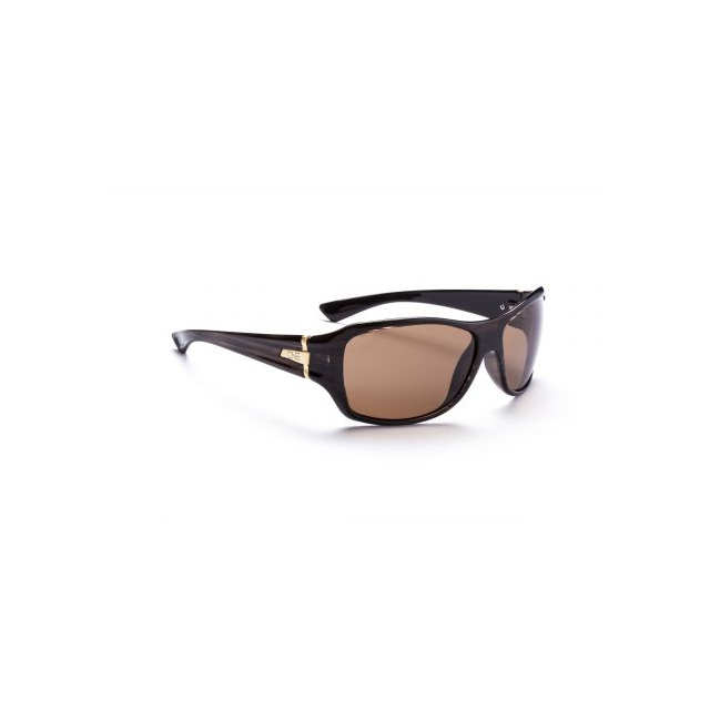 Optic Nerve - Athena Sunglasses - Polarized Brown