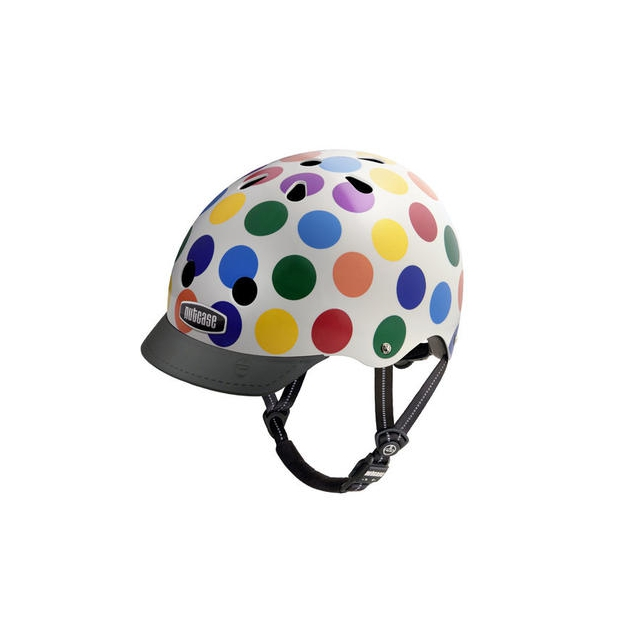 Nutcase - Dots Street Helmet