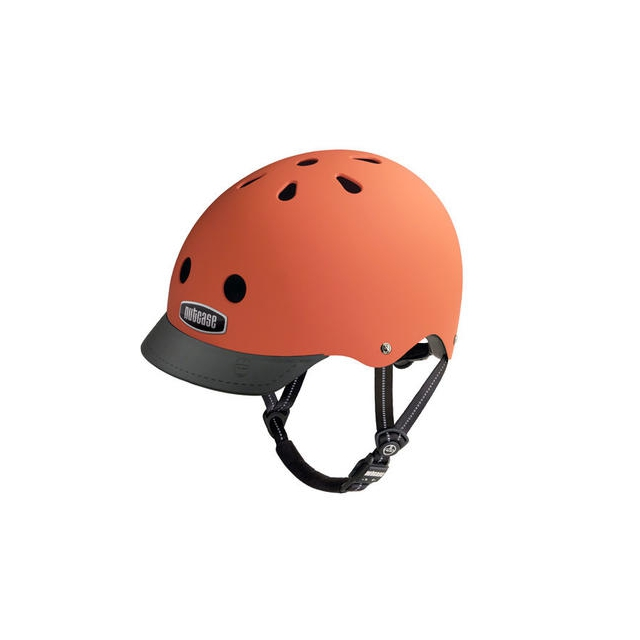 Nutcase - Dutch Orange Street Helmet