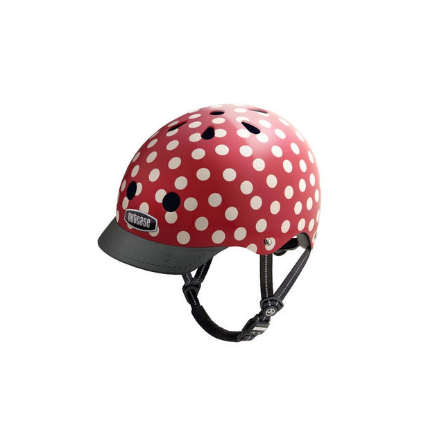 Nutcase - Women's Mini Dots Street Helmet