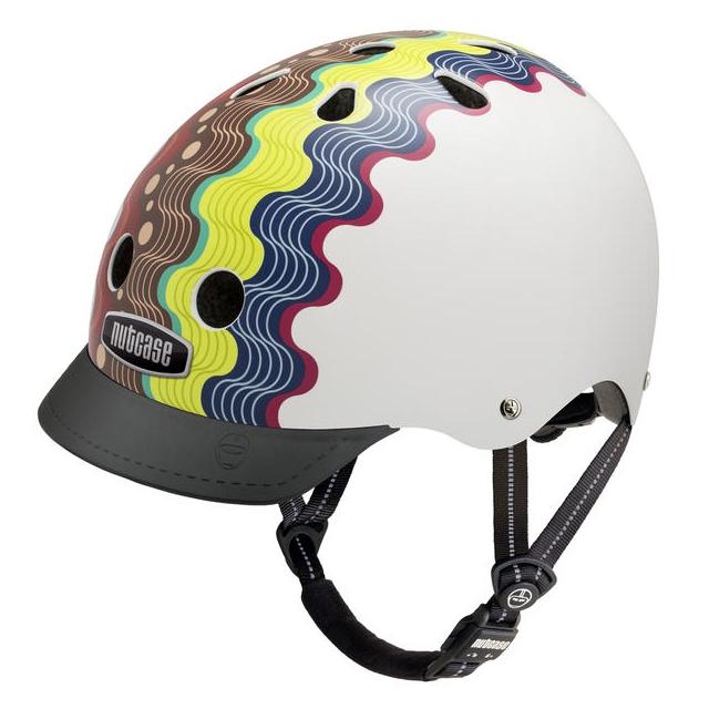 Nutcase - Lava Lamp Street Helmet