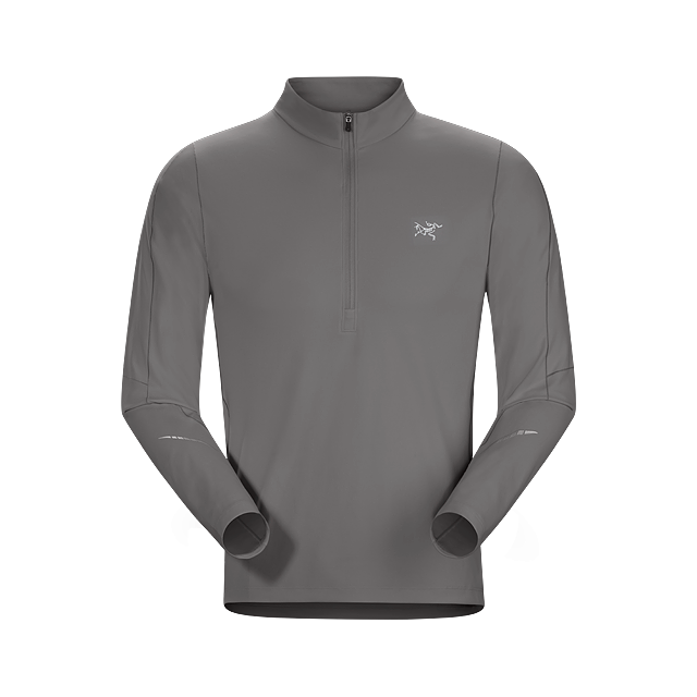 Arc'teryx - Accelerator LS Zip Neck Men's