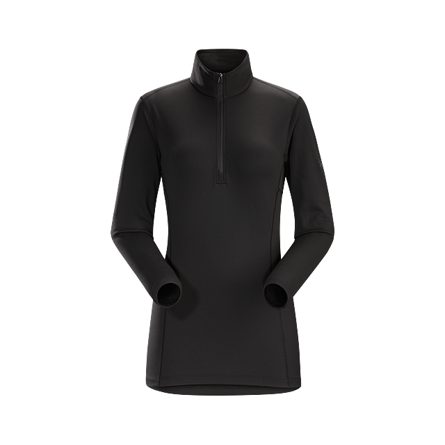 Arc'teryx - Phase AR Zip Neck LS Women's