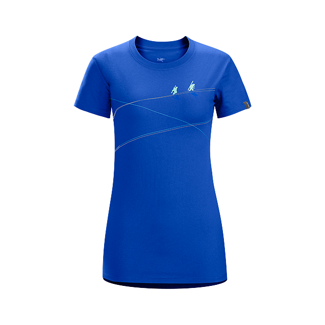 Arc'teryx - Up slope SS T-Shirt Women's