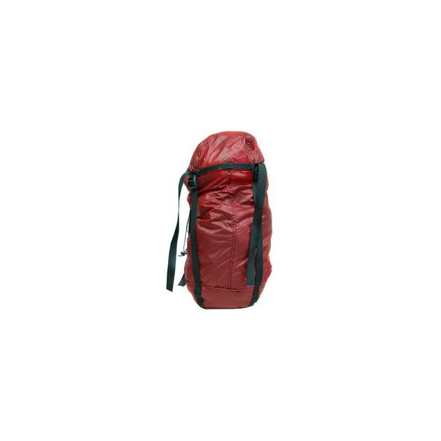 Campmor - Ultralight Vertical Compression Stuff Sack 7in. x 21in. - Red