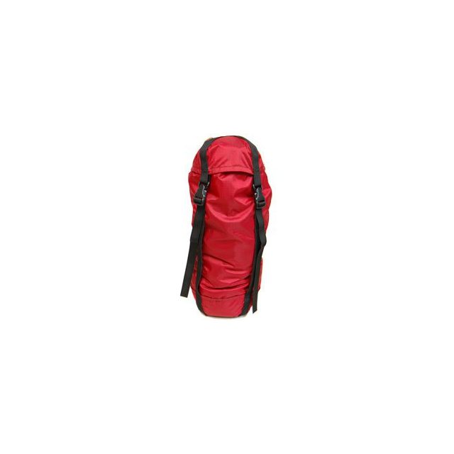 Campmor - Vertical Compression Stuff Sack 5.5in. x 18in. - Red