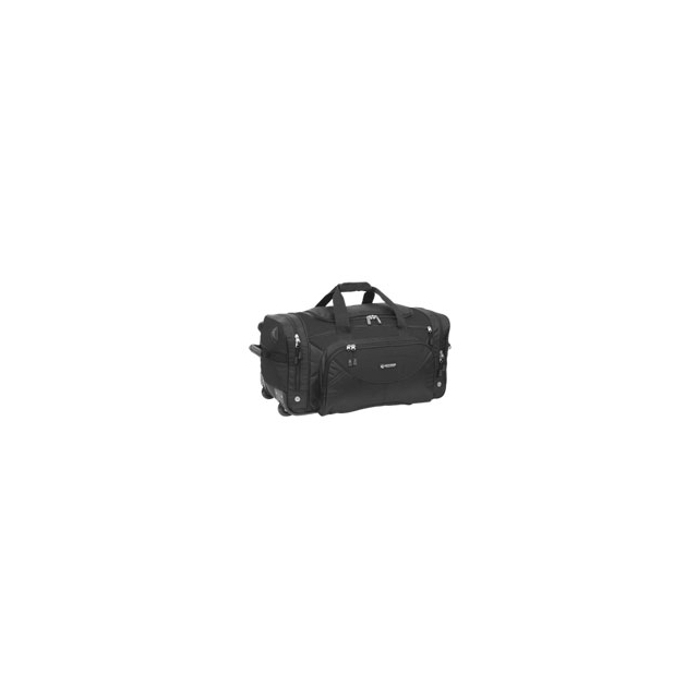 Campmor - Outdoor Products O'Hare Rolling Travel Bag - Black