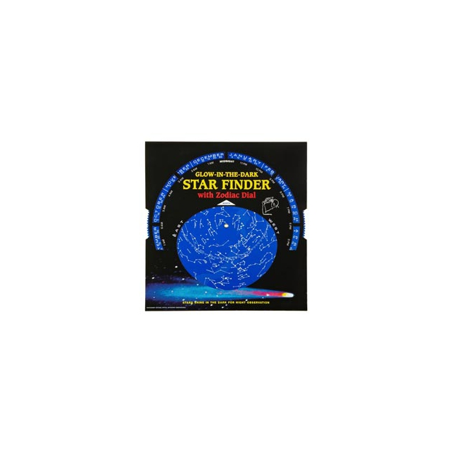 Campmor - Glow in the Dark - Star Finder with Zodiac Dial