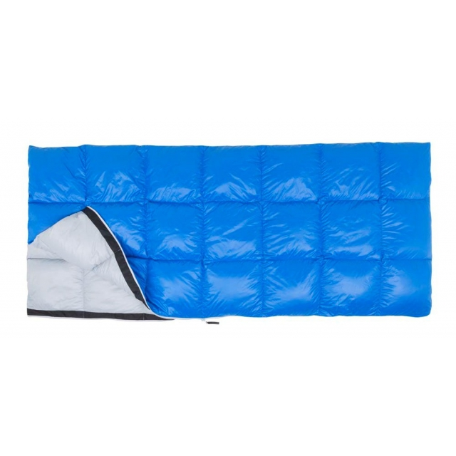 Big Agnes - Big Pine Rectangular Sleeping Bag (600 DownTek)