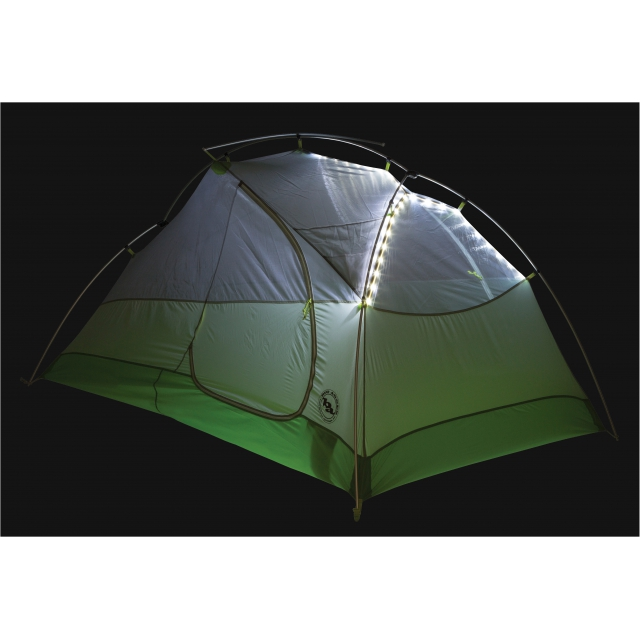 Big Agnes - Rattlesnake SL 2 Person mtnGLO Tent